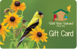 Wild Birds Unlimited Gift Cards, WBU
